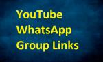 1000 YouTube Whatsapp Group Links 2020-2021