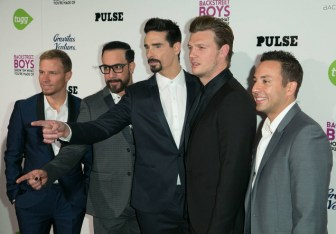 Premiere Of Gravitas Ventures' 'Backstreet Boys: Show 'Em What You're Made Of' - Arrivals