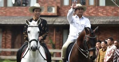 Jokowi dan Prabowo Sama-Sama Putra Terbaik Bangsa
