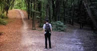 Perjalanan Mencari Tujuan Hidup