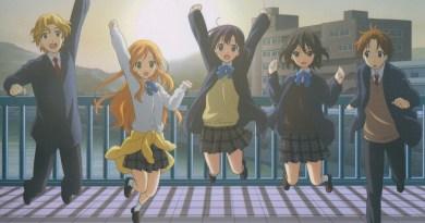 Kenapa Suka Anime Bergenre Comedy-Romance-School?