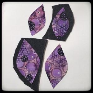 Mixed Media Bag Charms Inner Fabric