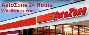 Autozone Store Near Me Phone number  Hours of Operation Today