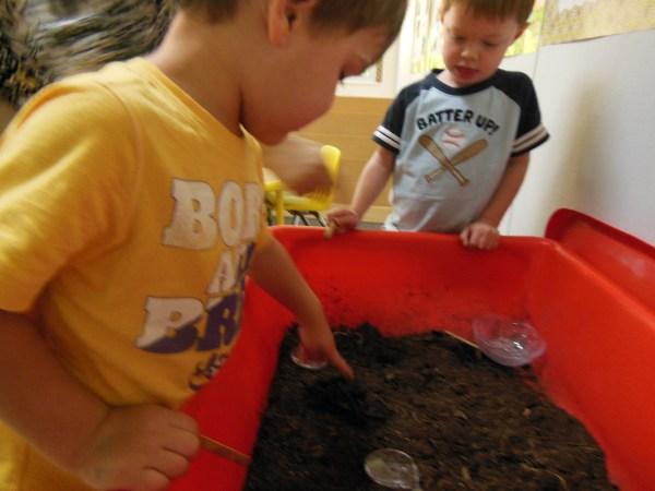 Wiggly Worms - Today Oak Hills Preschool