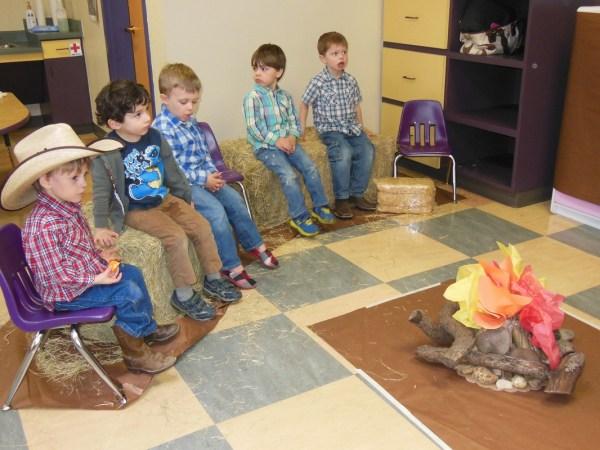 ' Rodeo - Today Oak Hills Preschool