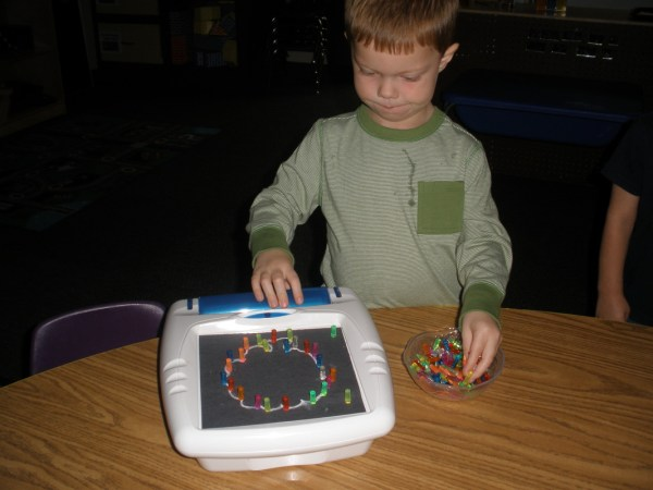 Wordless Wednesday - Today Oak Hills Preschool