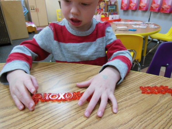 Happy Valentine' Day - Today Oak Hills Preschool