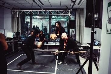 Elektrichka: performance by KUG students
