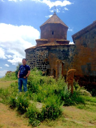 Armenian Centuries Old Church