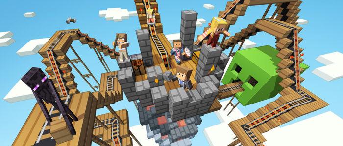 Minecraft and Minecraft maps