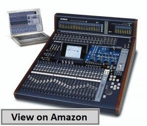 Yamaha 02R96VCM mixer