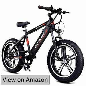 Goplus 20 Electric Mountain Bike