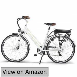 ONWAY 6 Speed 700C Man City Electric Bicycle
