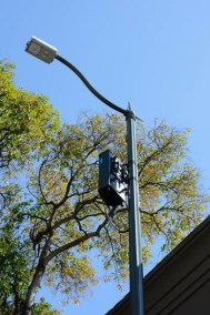Small Cell on Lamppost