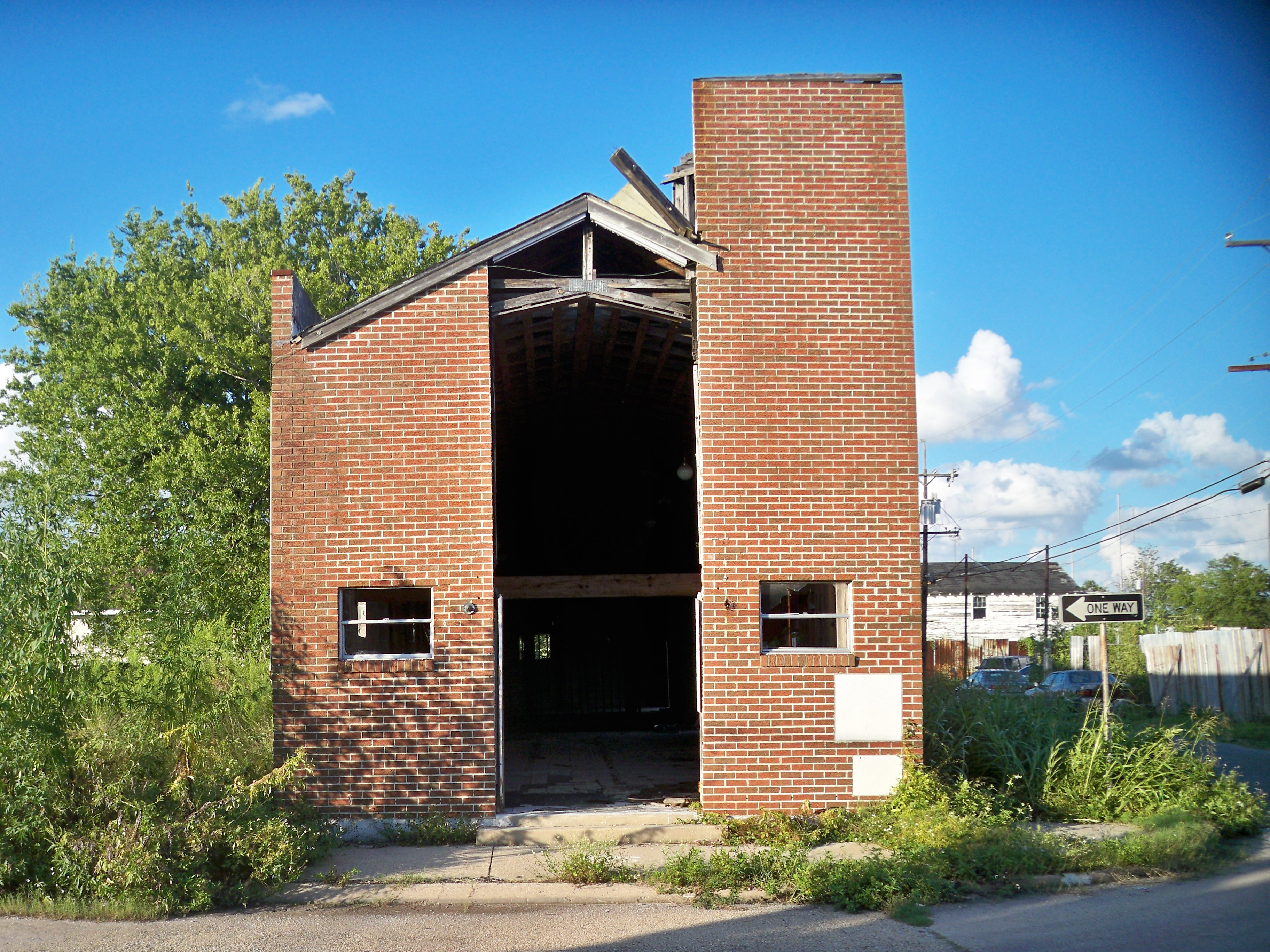 Home Mission Baptist Church on Gayoso