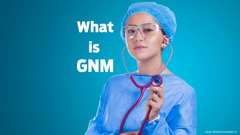 how to do GNM course