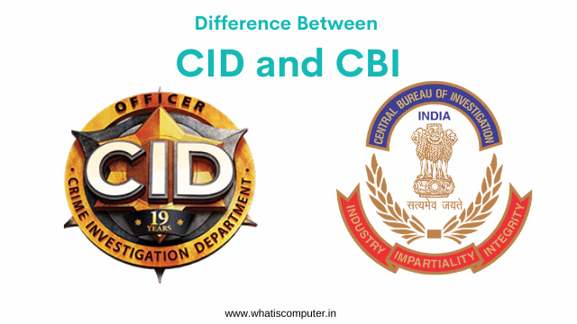 Difference-Between-CID-and-CBI