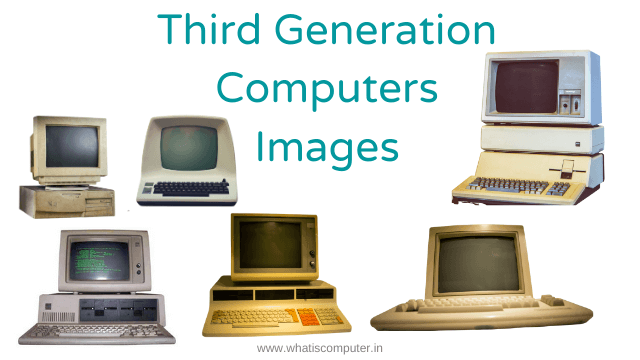 Third Generation Computers Images.