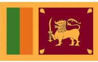 Neighbouring Countries of India and their Capitals sri lanka flag