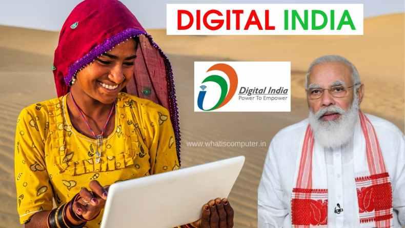 Advantages of Digital India