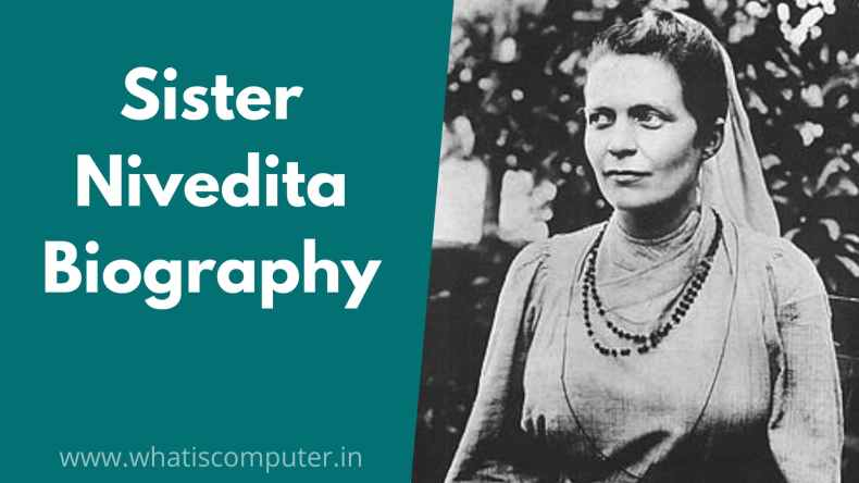 Sister Nivedita Biography