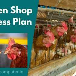 Chicken Shop Business Plan in India