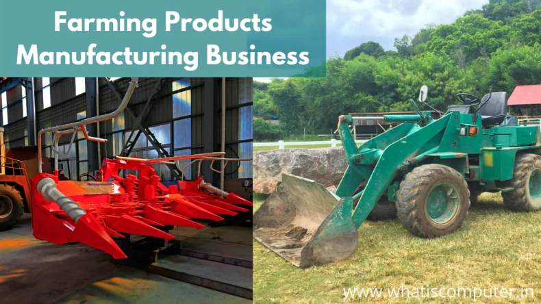 Fertilizer And Farming Products Manufacturing Business