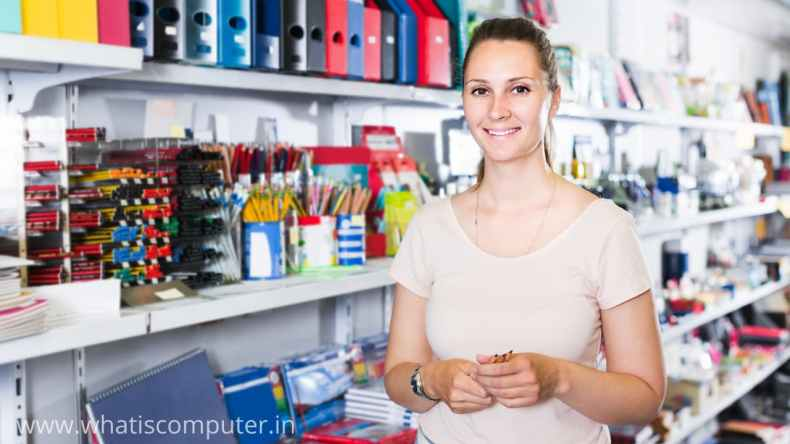 How much investment is needed to start a book and stationery business