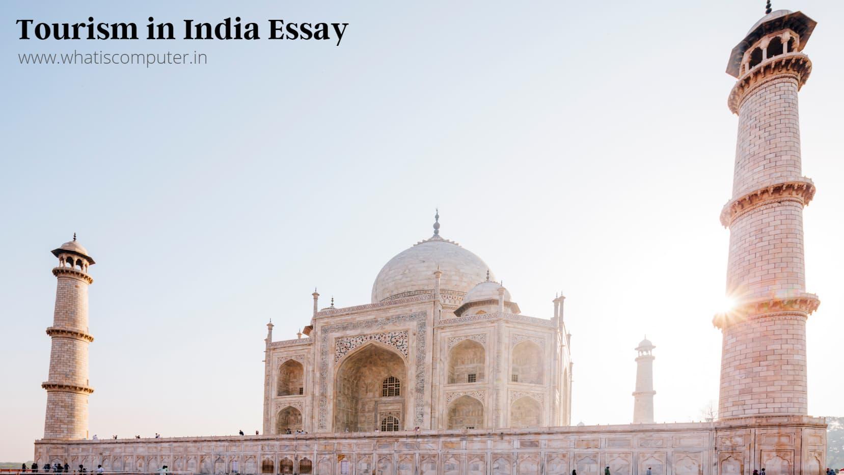 Tourism in India Essay