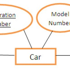 Er Model Diagram In Dbms Ford Focus Engine E R Diagrams Components Symbols And Notations Attribute
