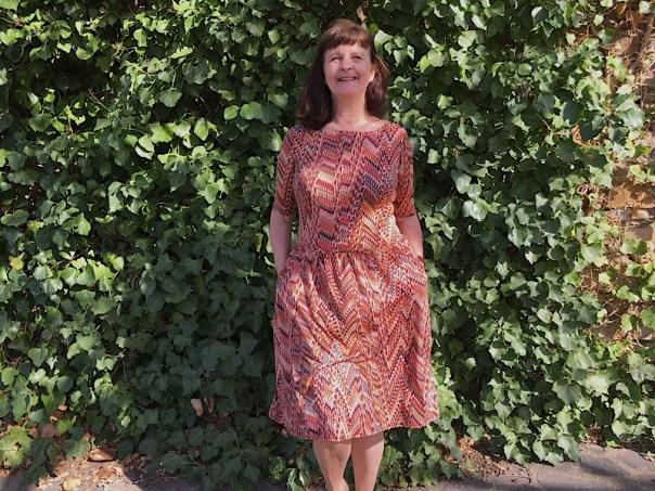 Moneta Dress Colette Patterns
