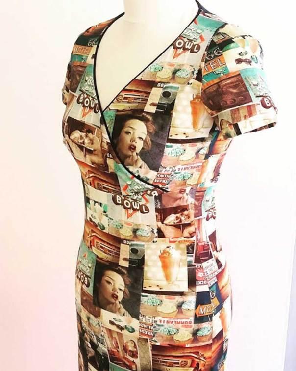 sewing dresses