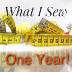 1 year of blogging