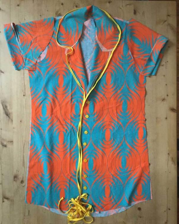 Carolyn Pajamas Dress