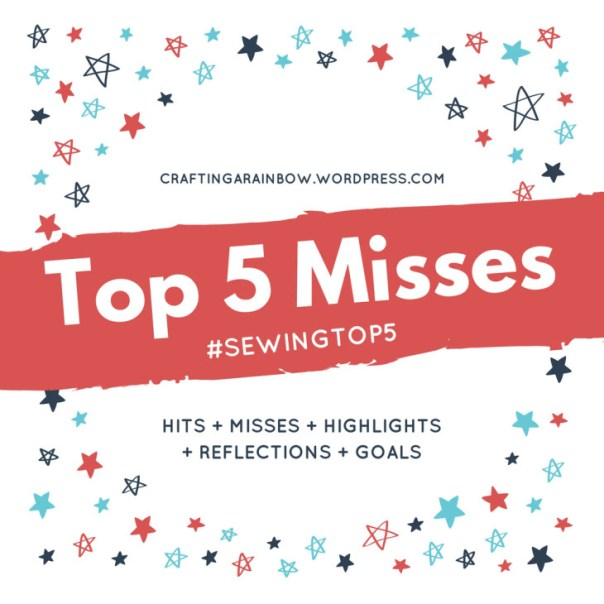 sewing top 5 misses highlights