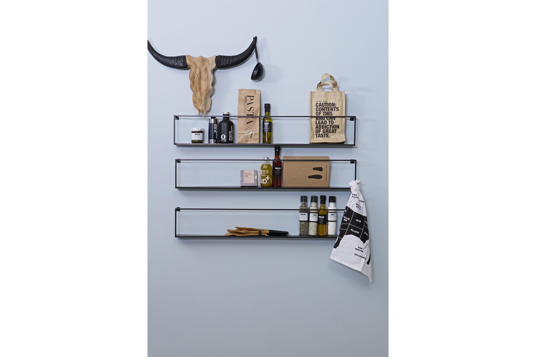 Handson Zwevende Wandplank.Wandplank Zwart House Doctor Room Wandplank Zwart Living And Co