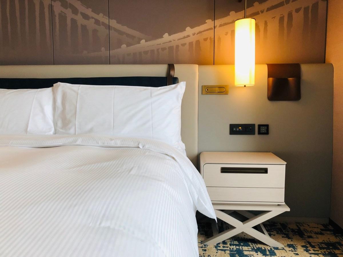 【伊康開房間】台北.飯店|感受重回台灣市場的希爾頓 台北新板希爾頓酒店 Hilton Taipei Sinban Hotel