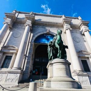 美國自然史博物館