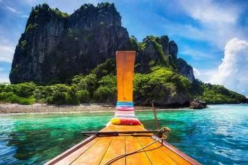 Обратно в Таиланд