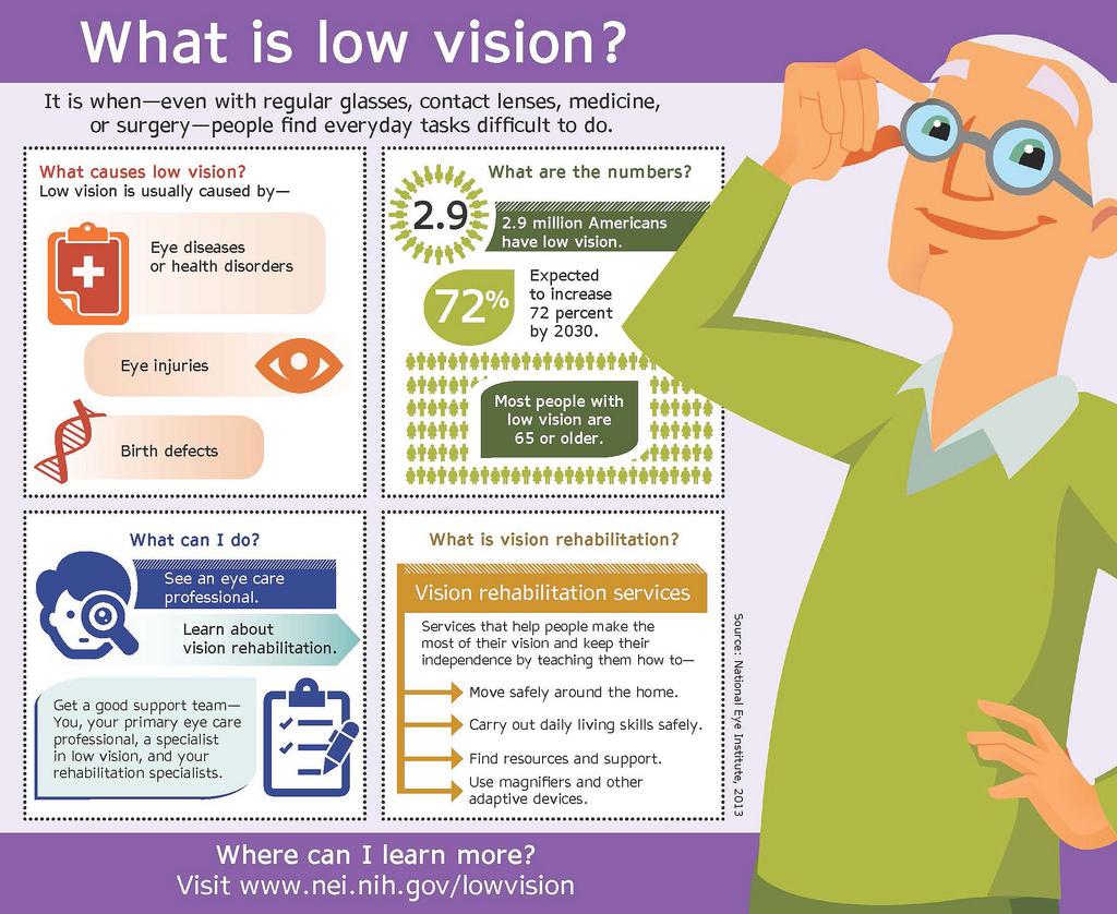 Low Vision Blog