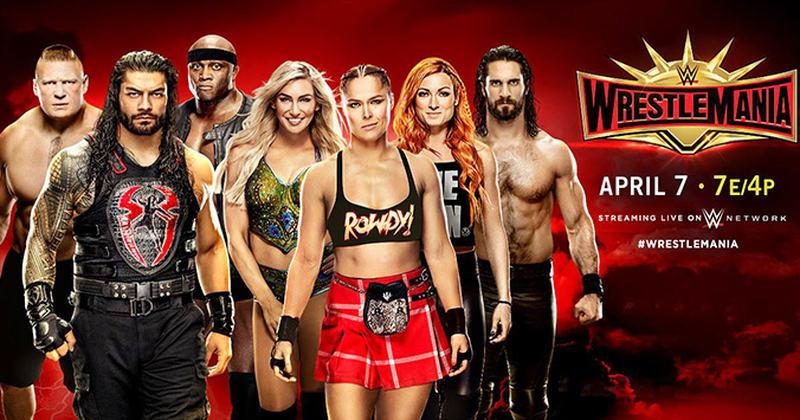 Stream WrestleMania 2019 Anywhere with VPN