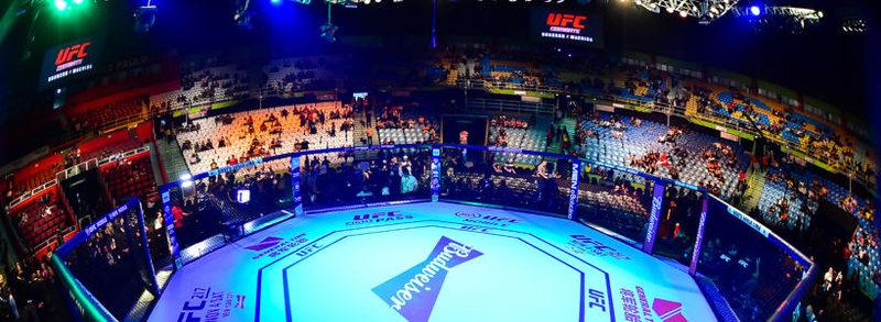 UFV Fight Night 146