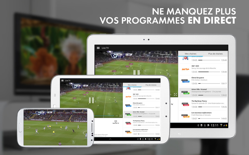 Stream Canal+ Outside France with VPN
