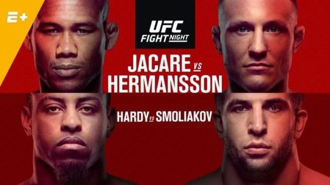 Watch UFC Fight Night 150 Anywhere with VPN