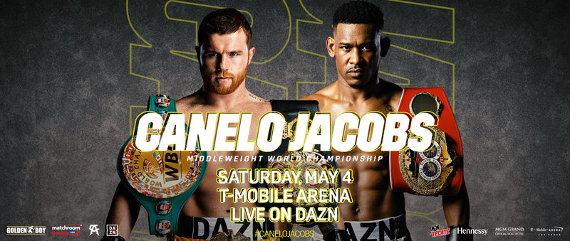 Watch Canelo vs. Jacobs from Anywhere