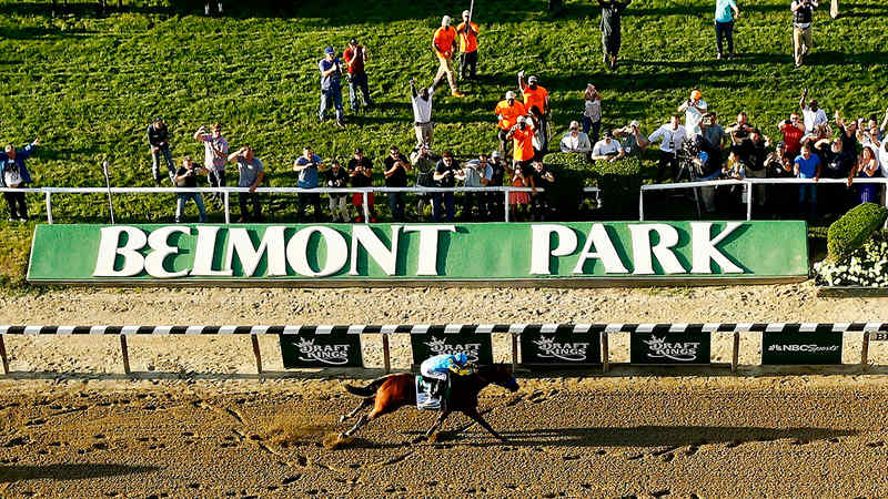 Watch the 2019 Belmont Stakes Anywhere with VPN