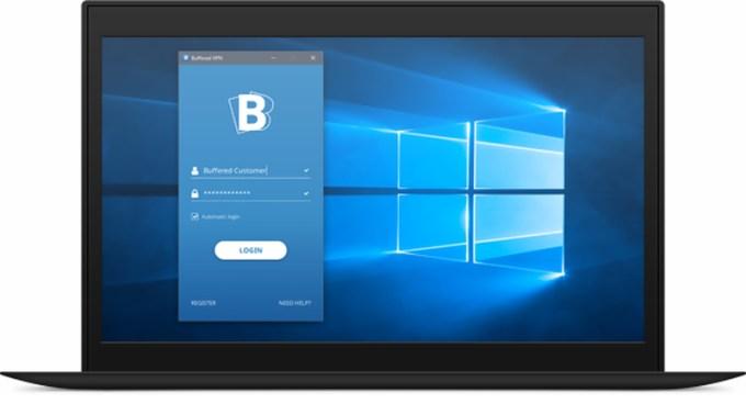 Interface of BufferedVPN