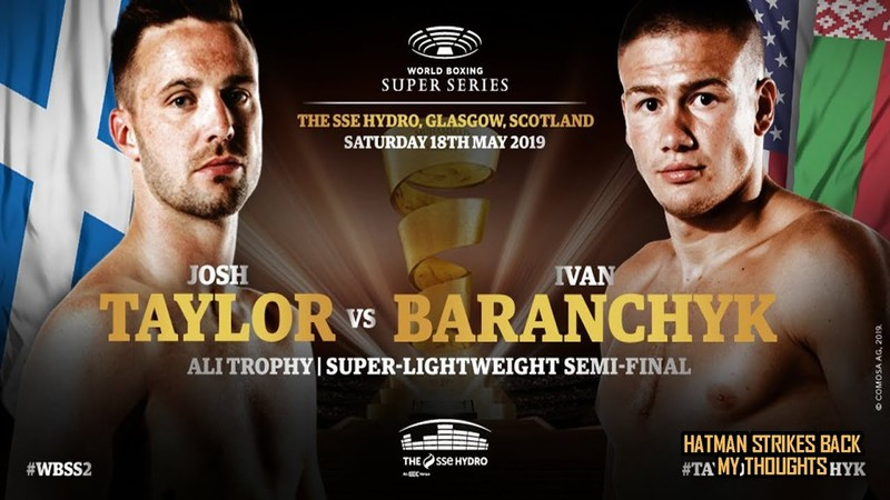 Watch Taylor vs. Baranchyk from Anywhere