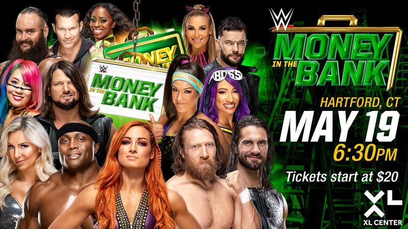 Watch 2019 Money in the Bank Anywhere with VPN