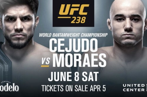 Stream UFC 238 from Anywhere